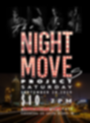 Night Moves _ Everlasting Life Cafe 0928