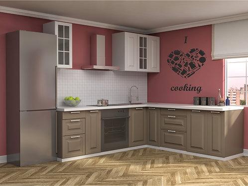 Vinilo decorativo cocina Ref.0005