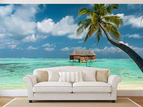 Fotomural playa Ref.0007