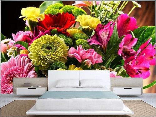 Fotomural flores Ref.0001