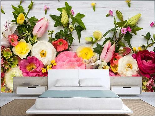 Fotomural flores Ref.0003