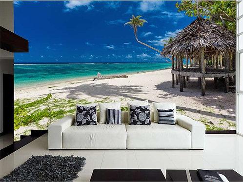 Fotomural playa Ref.0002