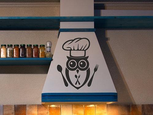 Vinilo decorativo cocina Ref.0007