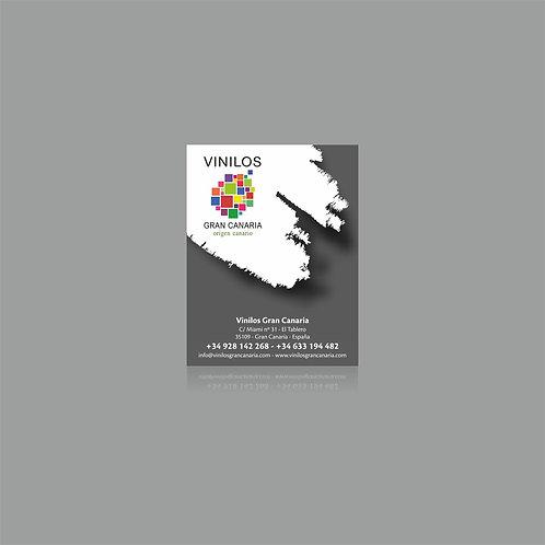 Imprenta A6 105x148 mm Ref.0001