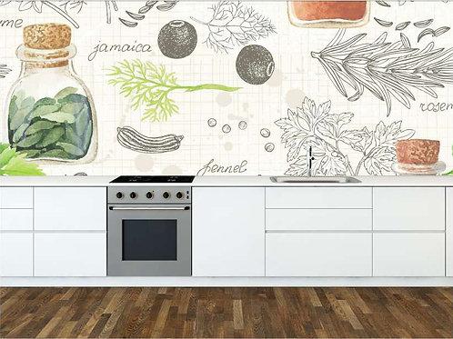 Fotomural cocina Ref.0001