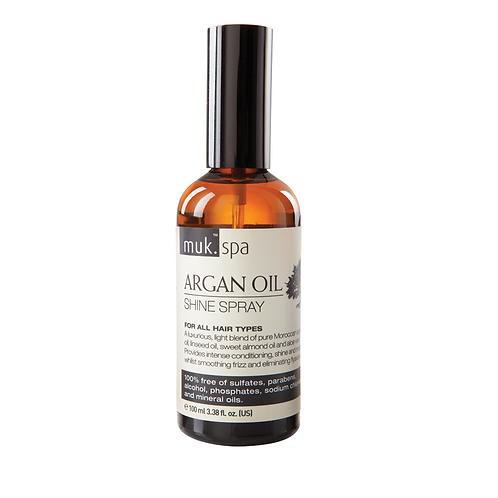 Muk Spa Argan Oil Shine Spray