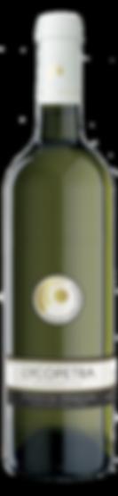 Λυκόπετρα Λευκός Οίνος