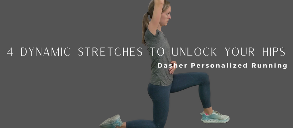 Move your hips: 4 dynamic stretches to unlock your hips
