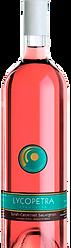 Lykopetra Roze wine