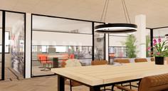 Drie kleine kantoren