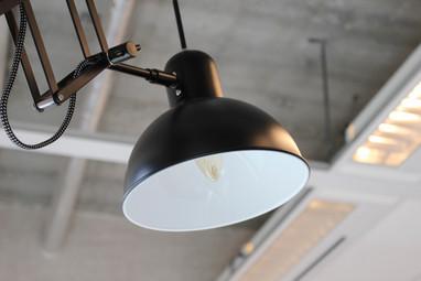 Lamp industrieel