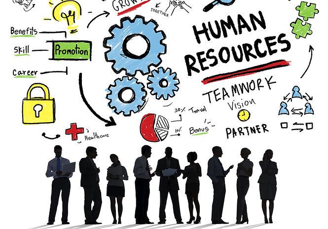 Human Resources Employment Teamwork Busi