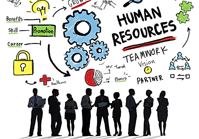 Human Resources Employment Teamwork Busi