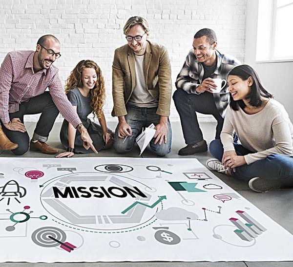 Mission Motivation Aim Target Vision Con