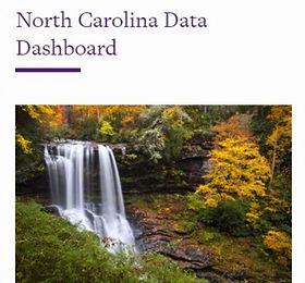 Screenshot of Western Carolina Universit