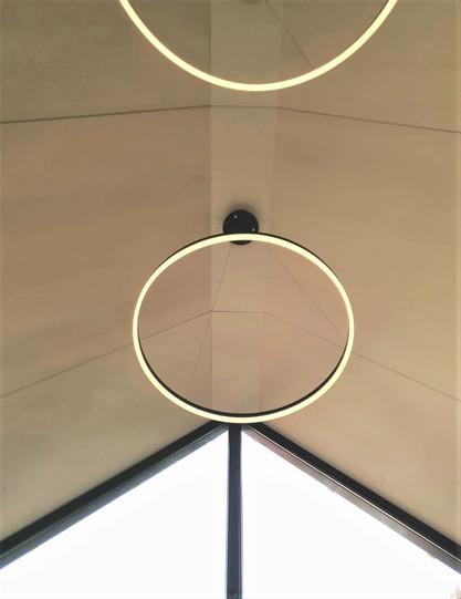 Verlichting plafond