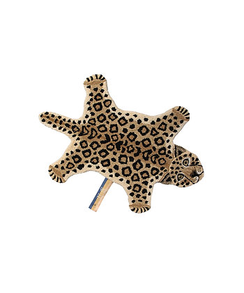 Looney Leopard Rug Small