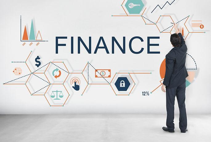 Finance Money Debt Credit Balance Concep