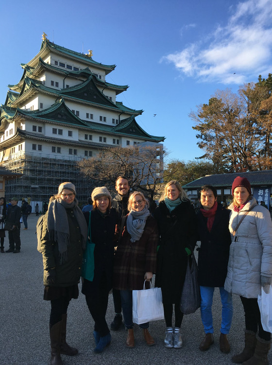 Happy new year! And report from our fantastic Japan tour 2018!
