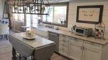 Our Farmhouse Kitchen