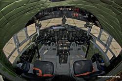 Кабина Ил-14Т