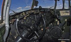 Место КВС Ил-14Т