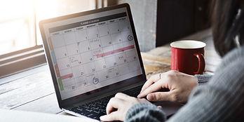 Planner Organizer Date Events Schedule C