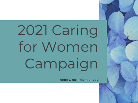 2021 Campaign: Moving Toward Hope