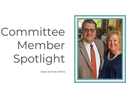 Introducing: Dave & Vicki Henle