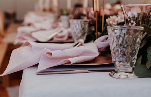 Switzerland city wedding_table decoration