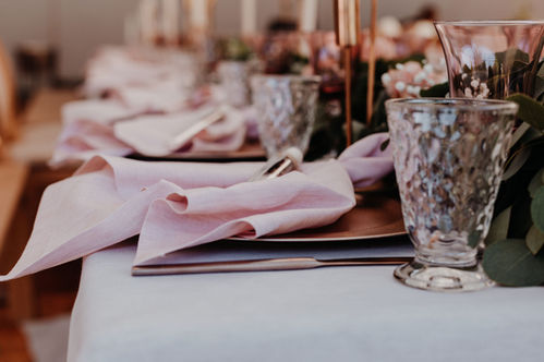 Switzerland city wedding_table decoration