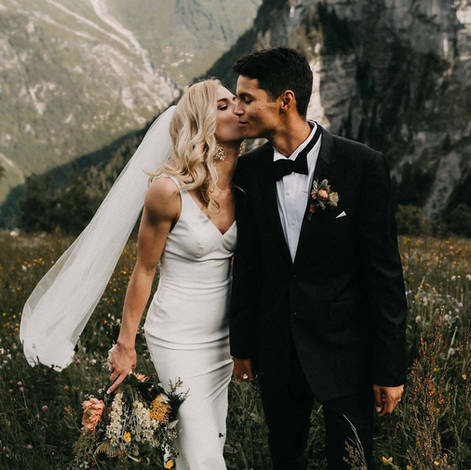SWISS MOUNTAIN WEDDING