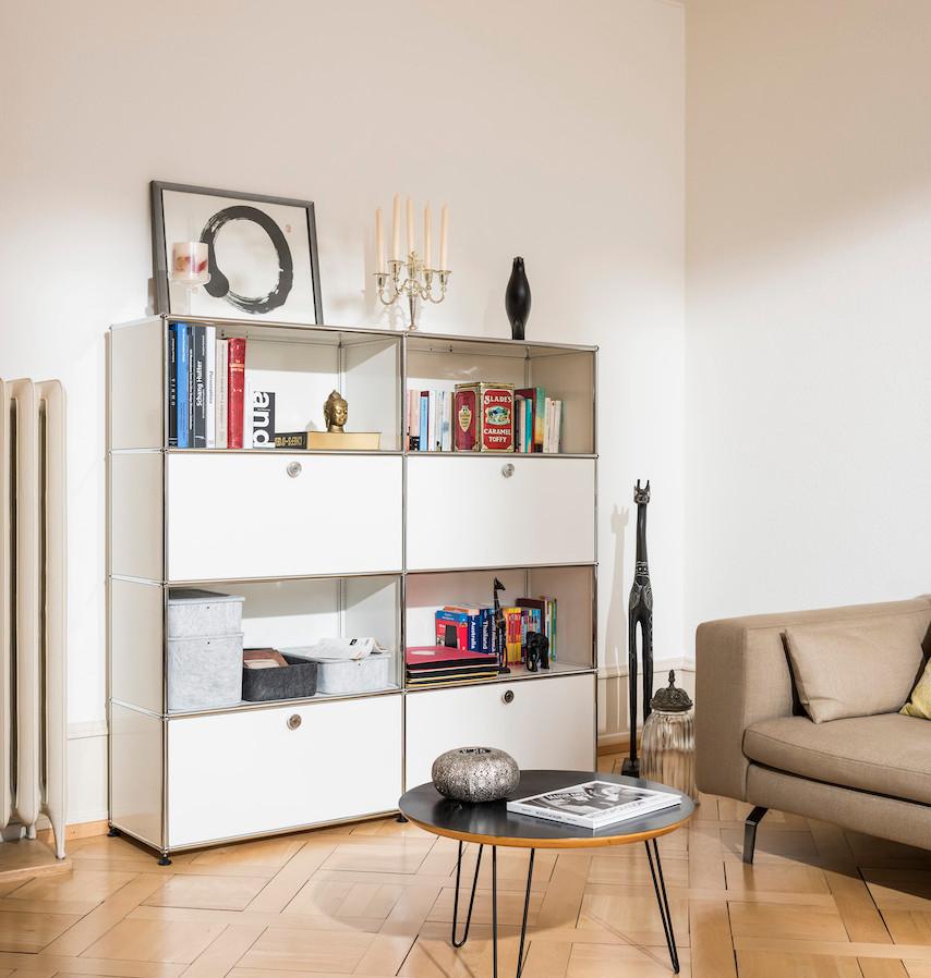 USM Modular Furniture Haller_Livingroom