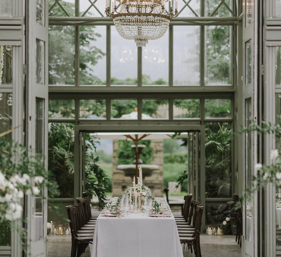 Modern Wedding_Garden_Galsshouse_ENEA_Sw