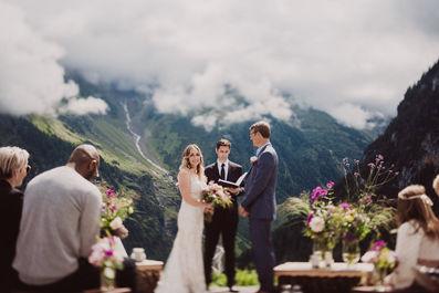 Switzerland destination wedding_ceremony mountain