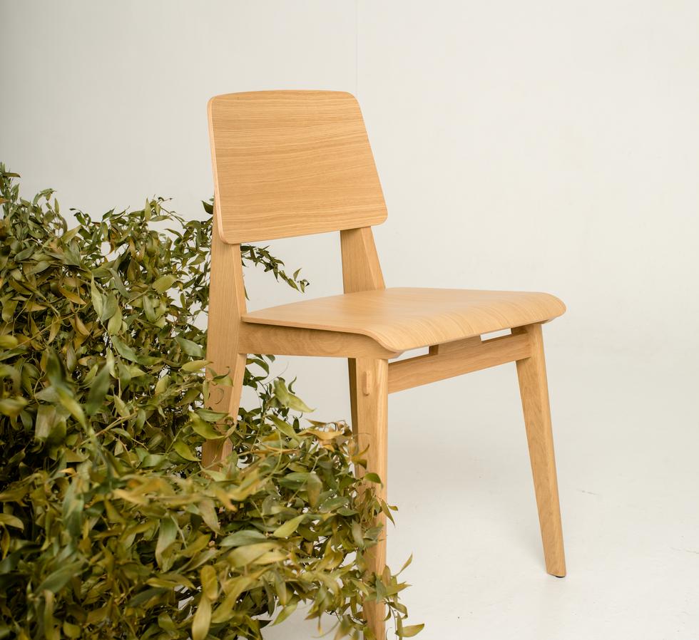 Chaise Tout Bois Chair_Vitra_gaea design