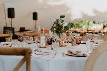 Switzerland city wedding_reception table