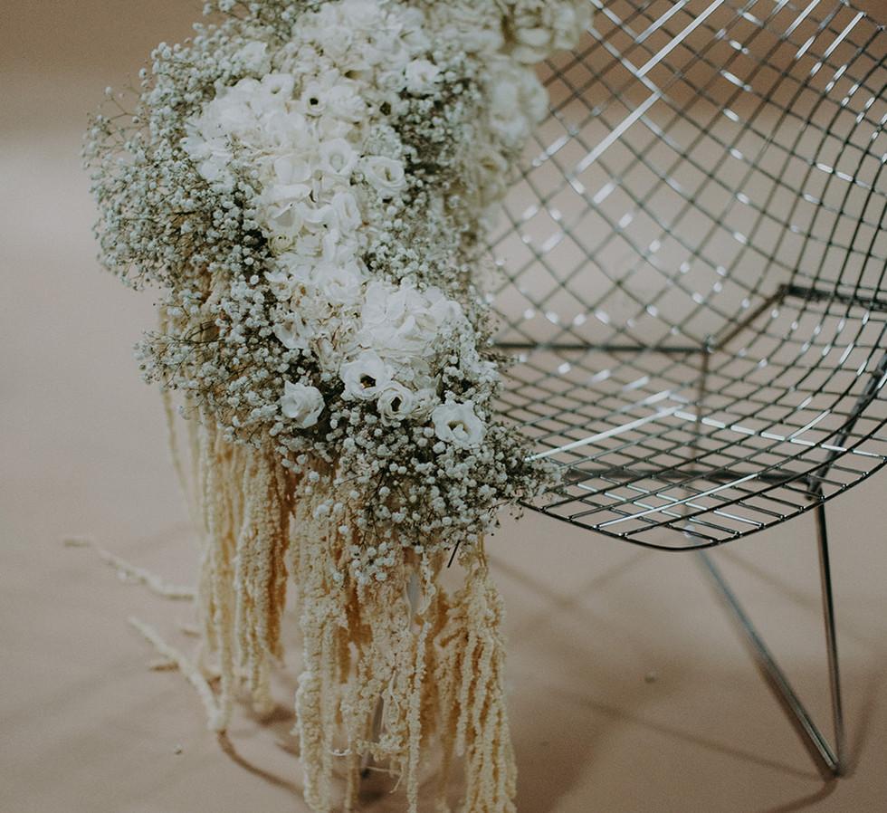 Bertoia Diamond Chair Sessel_Floral Desi
