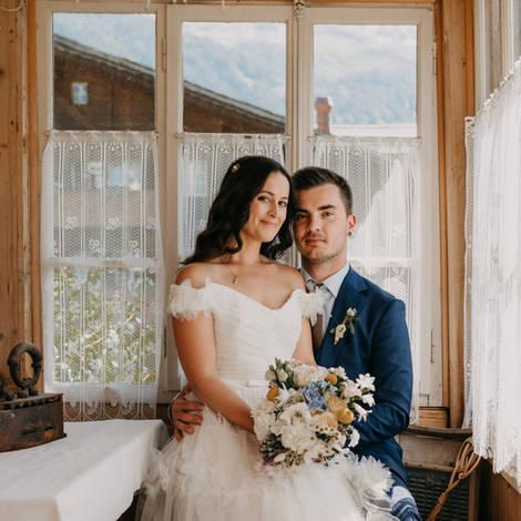 GRINDELWALD WEDDING