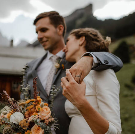 MOUNTAIN FIRE WEDDING