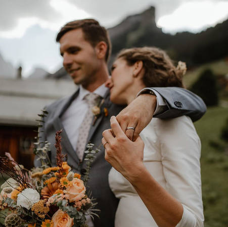 MOUNTAIN FIRE WEDDING