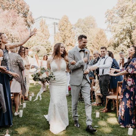CHIC CITY WEDDING