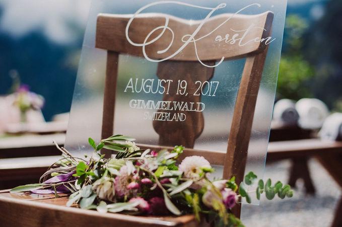 Swiss destination wedding_decoration