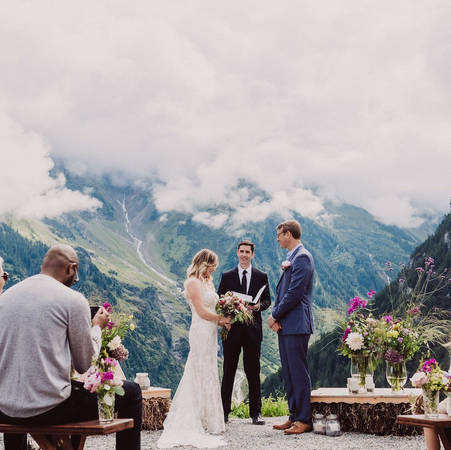 SWISS DESTINATION WEDDING