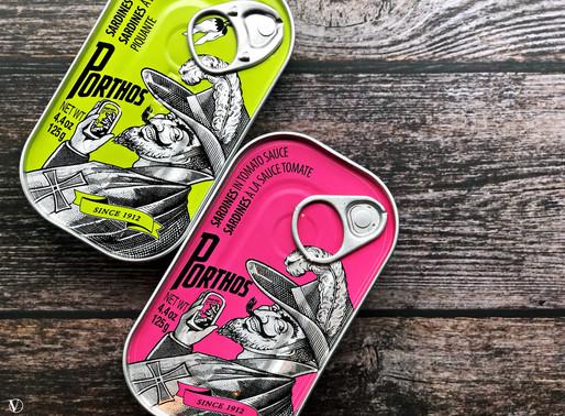 罐頭家常料理——【Porthos 葡國老人牌沙丁魚罐頭】