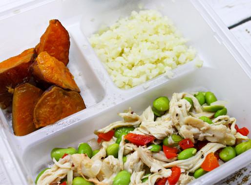 維持健康必點——【照料理機能性調理餐盒】