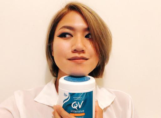 皮膚的修繕大師——QV【重度修護乳膏】