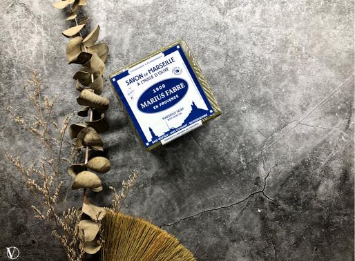 百年舊鍋爐秘密——【MARIUS FABRE 法鉑馬賽肥皂】