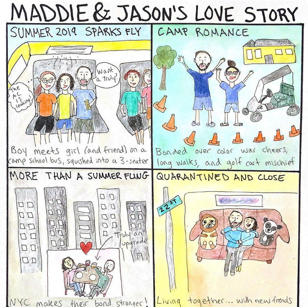 Maddie and Jason