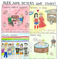 Alex and Peter